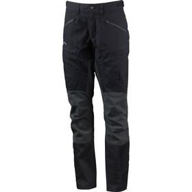 Lundhags Makke Pro Pantalon Femme, black/charcoal